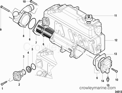 Costco Propane Tank Exchange: Inboard Heat Exchanger