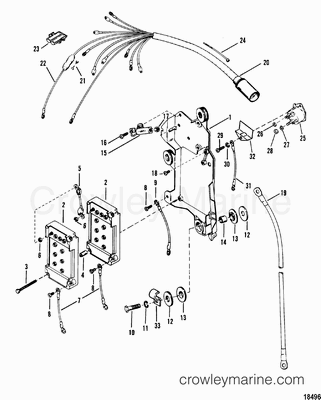 Mercruiser Power Trim Wiring Diagram. Mercruiser. Free
