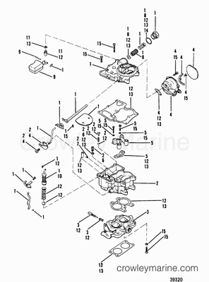 91 305 Mercruiser Engine Diagram Mercruiser 454 Engine
