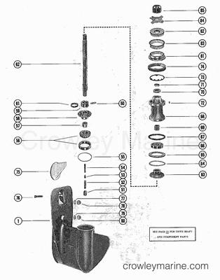 Mercury 402 Outboard Motor Wiring Diagrams Mercury
