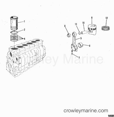 Mercruiser 3 0 Engine Oil Filter Mercruiser 6 2 Engine