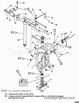 Mercury 225 Optimax Engine Diagram Mercury 4 Stroke 225