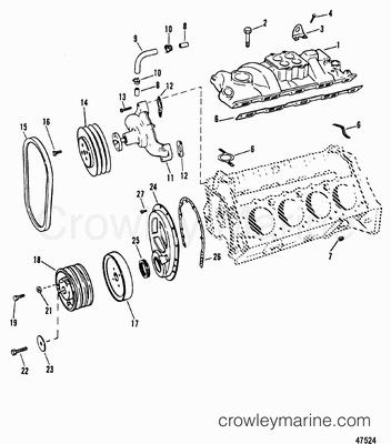 Mercruiser Thunderbolt Iv Ignition Wiring Diagram