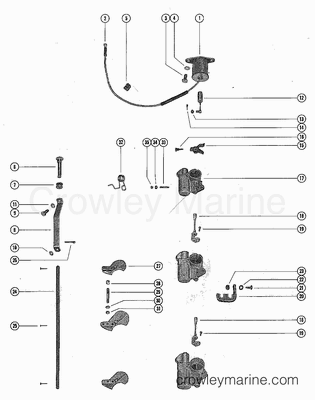 Mercury Outboard Rectifier Wiring Diagram Mercury Outboard