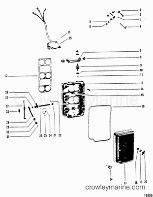 Yamaha 200 Outboard Throttle Diagram Yamaha Boat Throttle