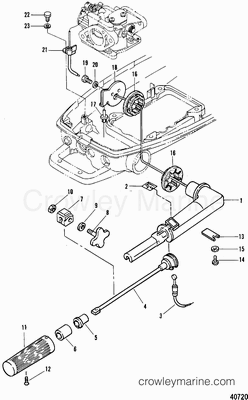 Mercury Outboard 60 Hp Owners Manual