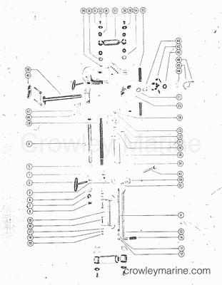 All Years Mark Outboard MARK 55AE, 55AM, 58AE, 58E [ALL