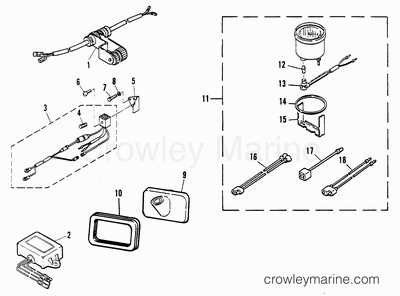 Mercury Throttle Control Wiring Diagram Mercruiser Shift