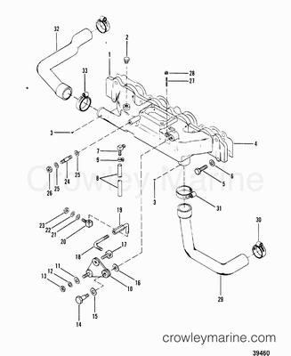 170 Hp Mercruiser Engine Diagram 3.7 Mercruiser Engine