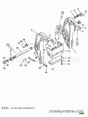 30 Hp Mariner Outboard Motor Mariner 6 HP Outboard Motor