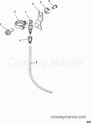 2004 Mercury Race Outboard 250 XS [CXL FM] [19284B4CH