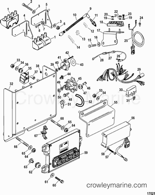 Wiring Diagram 1972 55 Hp Chrysler Outboard