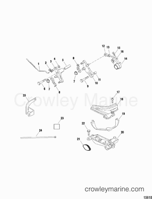 Various Years Rigging Parts Remote Controls and Components