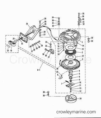 Quicksilver Throttle Control Diagram 1989, Quicksilver