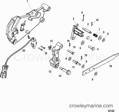 Mercruiser Trim Sensor Wiring Diagram. Diagram. Wiring