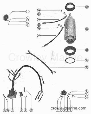 Mercury Quicksilver Throttle Control Diagram Mercury