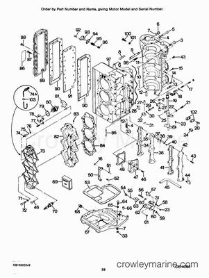 Force Engine Carburetor Diagram 1986 Force Outboard 85 H0856f86a Parts Lookup