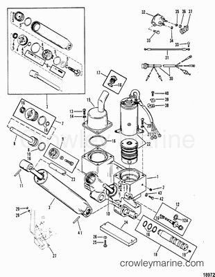 78 Mercury Outboard Wiring Harness Diagram