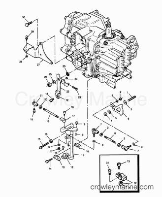 Quicksilver Throttle Wiring Diagram