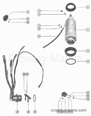 100 Hp Johnson Outboard Motor Wiring Diagram Johnson 75 HP
