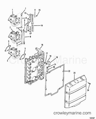 Omc Co Engine Diagram Sabre Engine Diagram Wiring Diagram