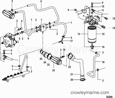 Heat Exchanger Marine Engine Cooling System Marine Engine