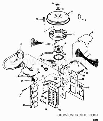 Mercury Sport Jet 120 Diagram Mercury Jet Parts Wiring