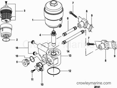 Engine Lube Oil Cooler Oil Filter Cooler Wiring Diagram