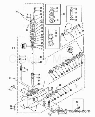Mercury Quicksilver Throttle Control Diagram Quicksilver