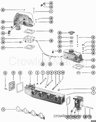 Wiring Diagram For 40hp Mariner 1990 Diagram For