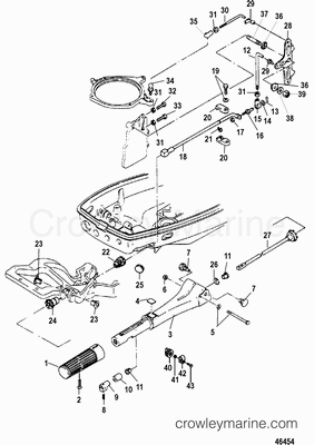 50 Hp Mercury Outboard Trim Diagram Mercury Outboard