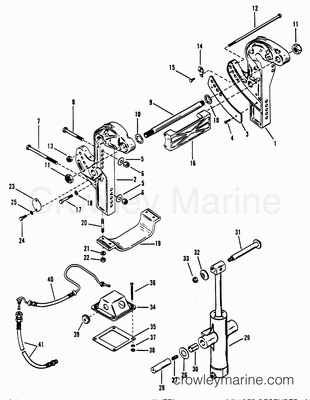Mercruiser Quicksilver Throttle Control Manual