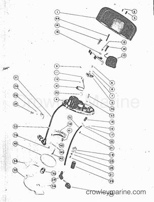 Crankshaft Main Bearing Diagram, Crankshaft, Free Engine