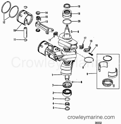 Quicksilver Generator Wiring Diagram