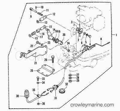 Chrysler 105 Hp Marine Wiring Diagram Mercury Force 75 HP