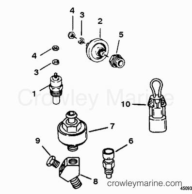 7 4 Marine Engine Wiring Harness Marine Wiring Accessories