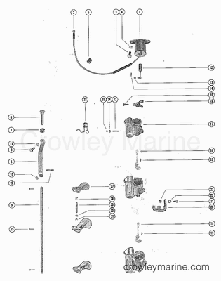 950 Mercury Wiring Harness Diagram. Mercury. Auto Wiring
