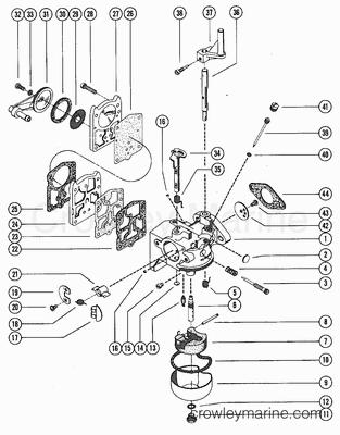 Marine Electric Drive Marine Exhaust Wiring Diagram ~ Odicis
