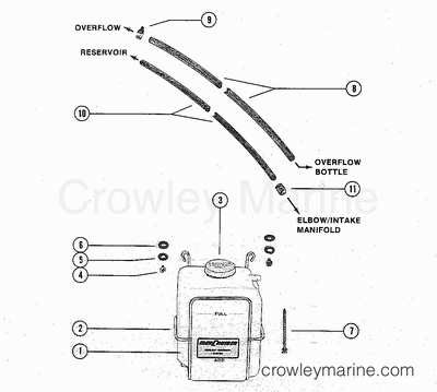 Mercruiser Closed Cooling System Diagram, Mercruiser, Free