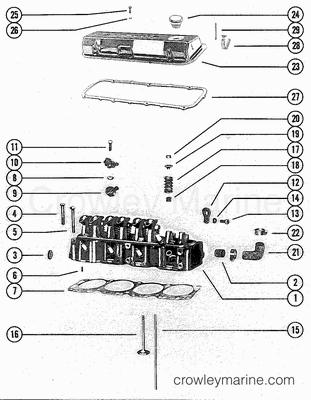 Mercruiser 3 0 Coil Diagram. Engine. Wiring Diagram Images