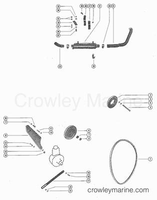 Mallory Marine Distributor Wiring Diagram, Mallory, Free