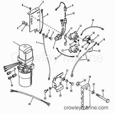 Omc Inboard Outboard Wiring Diagrams : 36 Wiring Diagram