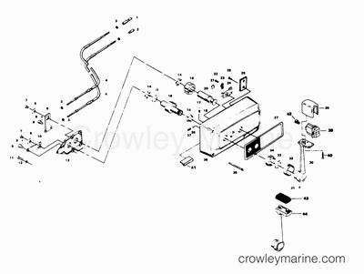 Mercruiser Alpha One Trim Pump Diagram Mercruiser Power