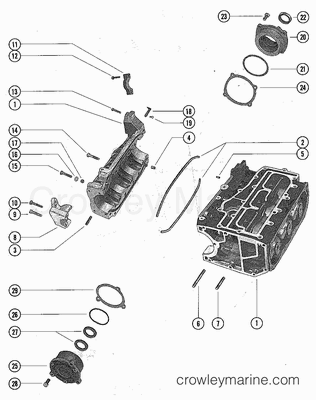 Omc Control Box Diagram, Omc, Free Engine Image For User