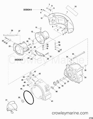 Mercury Outboard Thermostat Replacement, Mercury, Free