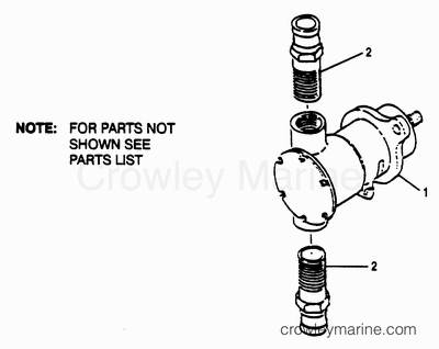 Mercury Fuel Filter Water Separator Mercury Fuel System