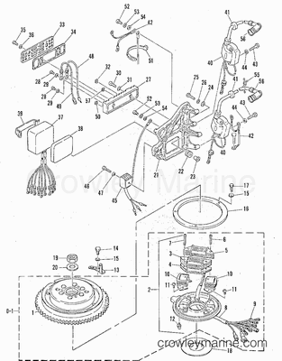 Quicksilver Throttle Control Diagram, Quicksilver, Free