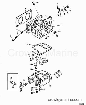 Yamaha Outboard Motor Carburetors Force Outboard Motor