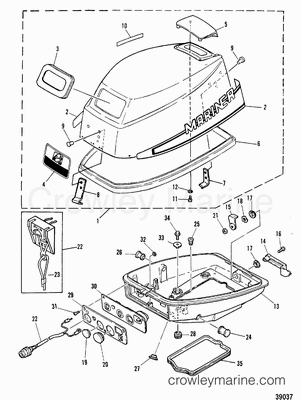 Mercury Prop Diagram Motor Oil Diagram Wiring Diagram ~ Odicis