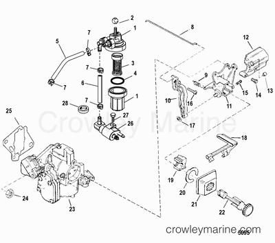 Mercury Jet Pump, Mercury, Free Engine Image For User